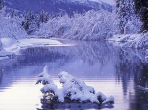 BeautifulSnowLake..